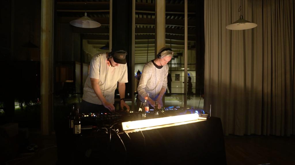 Unsere DJs sorgten für gute Laune! (Bild: Olivia Rademacher)